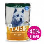 Plaisir dog KAPSA s játry 100g