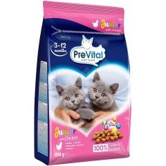 PreVital Cat granule Junior with chicken granule 950g