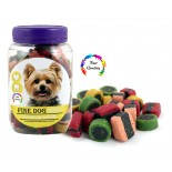 FINE DOG MINI Licorice Soft MIX 280g - DÓZA - NEW